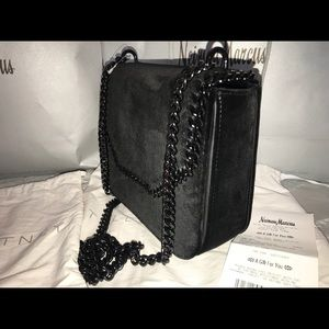 39c5ae161d5 Stella McCartney Bags - NWT Authentic Stella black on black velvet bag